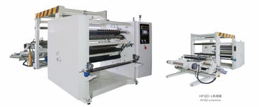China Gantry Type Film Slitter Rewinder / Slitting And Rewinding Machine supplier