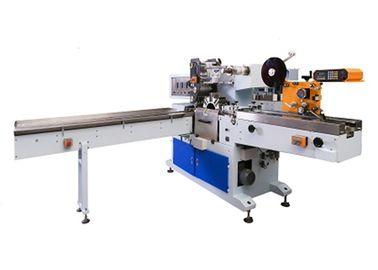 China PLC Controlled Pocket Paper Packing Machine For Mini / Standard Size Tissue distributor