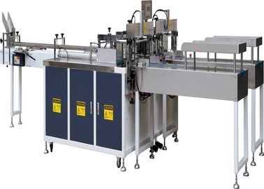 China Double Lane Tissue Paper Machine For Multiple Packs Packing With PLC HMI distributor