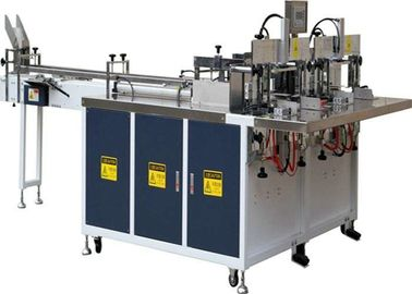 China Facial Tissue Paper Packing Machine Multiple Units PLC Control Touch Screen factory