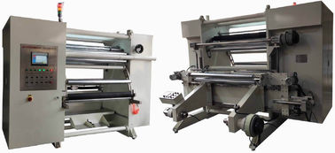 China Kraft Paper Slitting And Rewinding Machine With  Big Touch Screen distributor